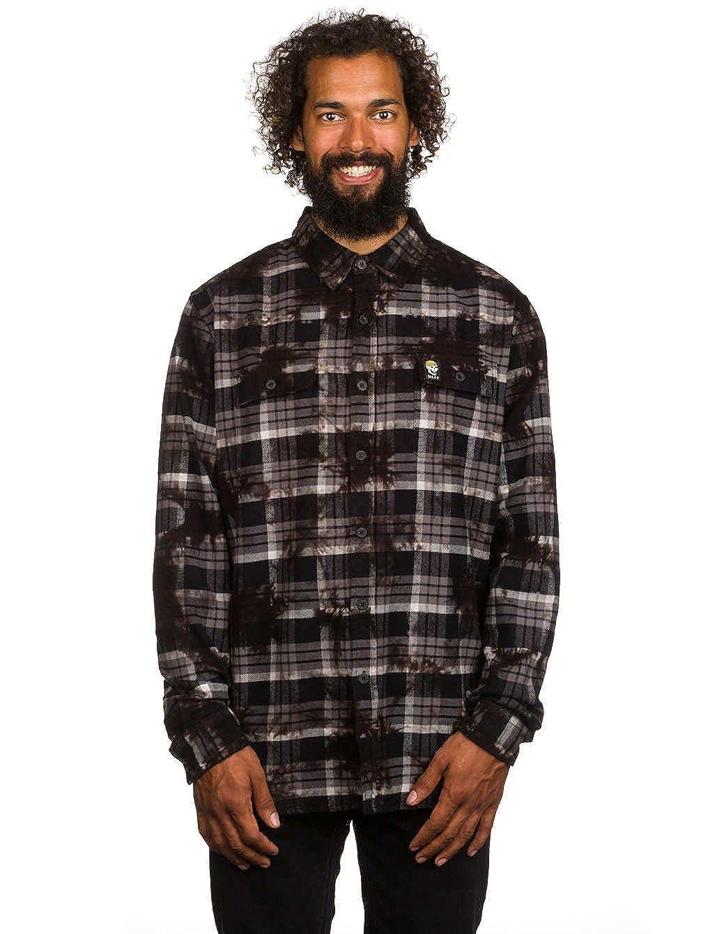 Neff Herren Button-down-Hemd