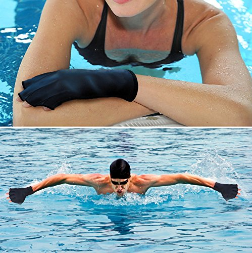 Tagvo Aquatic Gloves For Helping Upper Body Resistance