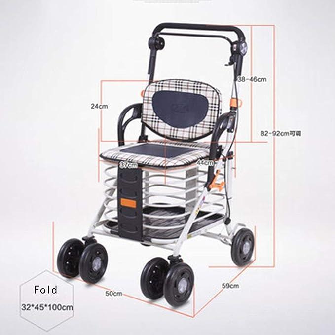 Accesorios para andadores con ruedas Walker La Comida Pasada De ...