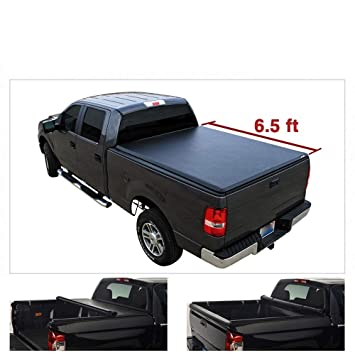 Tailgate Handle 04-15 Ford F-150  Smooth Black ;