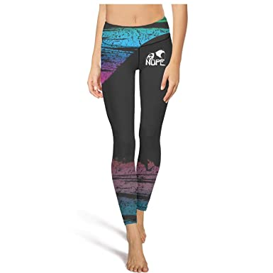 ae43b450332 Womens Yoga Pants i Love My Dog Schnauzer Tummy Hips Yoga Leggings with  Pockets at Amazon Women's Clothing store:
