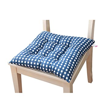 Ordinaire Square Seat Cushion Soft Indoor Outdoor Seat Cushions Square Polyester  Cotton Chair Cushion Thickened Office Pad
