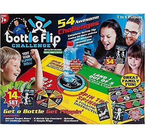 Reto de Botella Flip Set Juego: Amazon.es: Juguetes y juegos