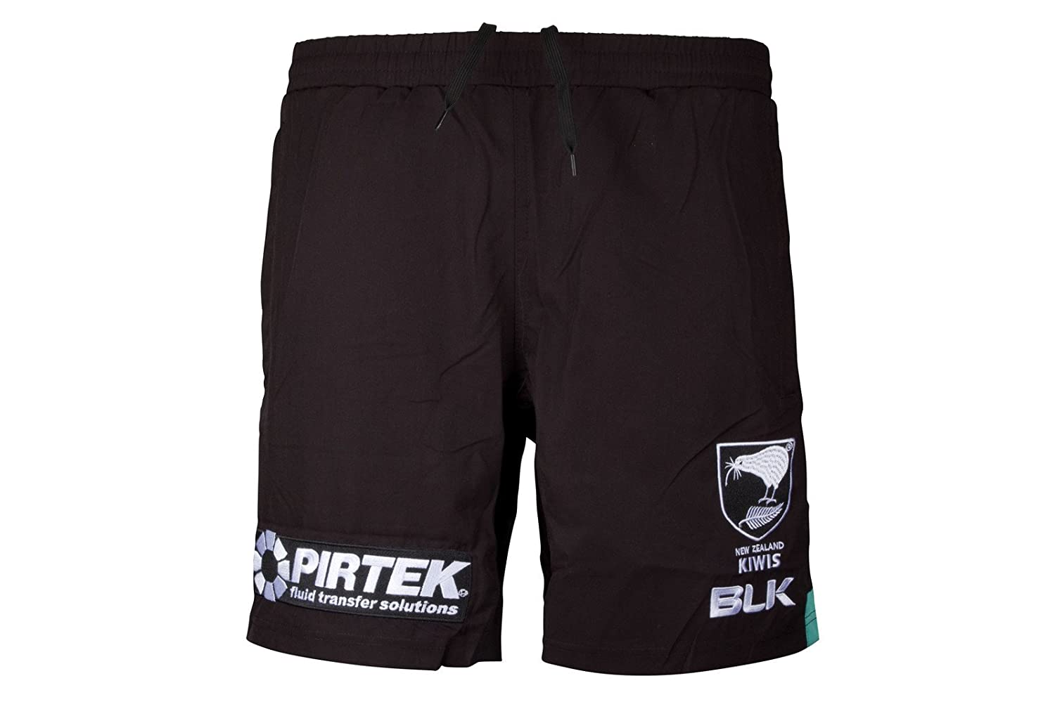 "New Zealand Kiwis Rugby League 8 Gym Short 2016"" BLK Sport"