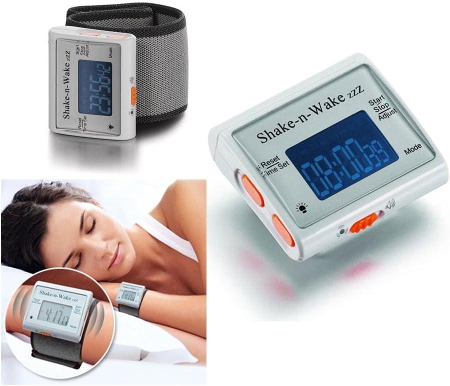 Reloj Despertador Alarma Silenciosa - Por Vibración -
