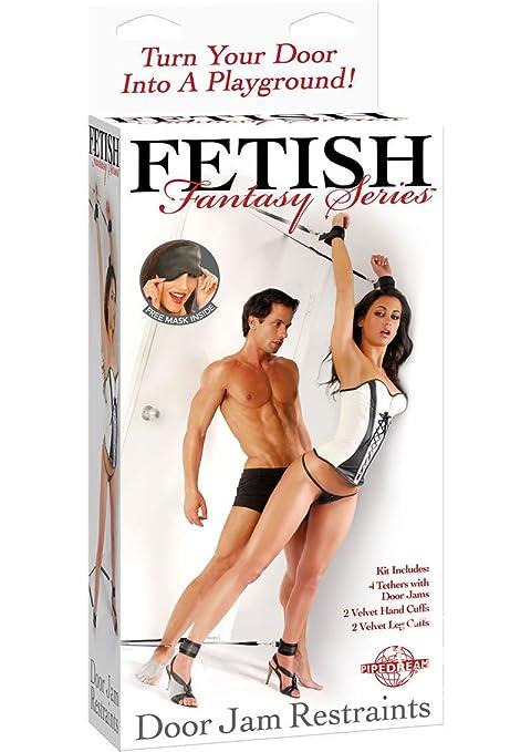 Velvet fantasy fetish