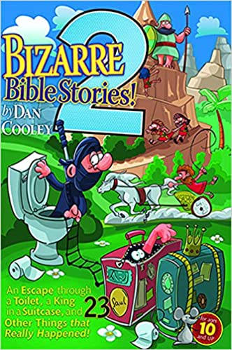 Bizarre Bible Stories An Escape Through A Toilet A King In A - 23 of the strangest books to ever appear on amazon