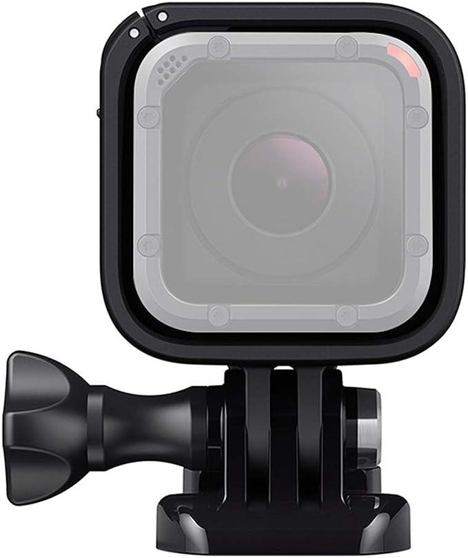 EyeGrab Rahmen Frame Montage Gehäuse Shell Halter für GoPro Hero 5 6 7 mit Gurt