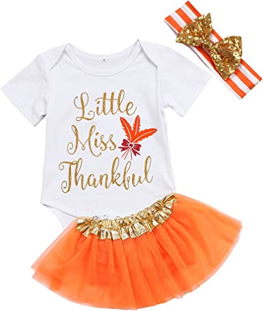 EG/_ Baby Girls Printed Summer Short Sleeve Romper Headband Shoes Outfit Set Sanw