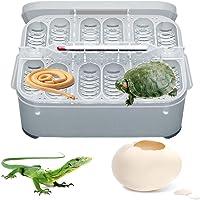 Incubadora Avanzada con Bandeja para Huevos,criadero De Reptiles