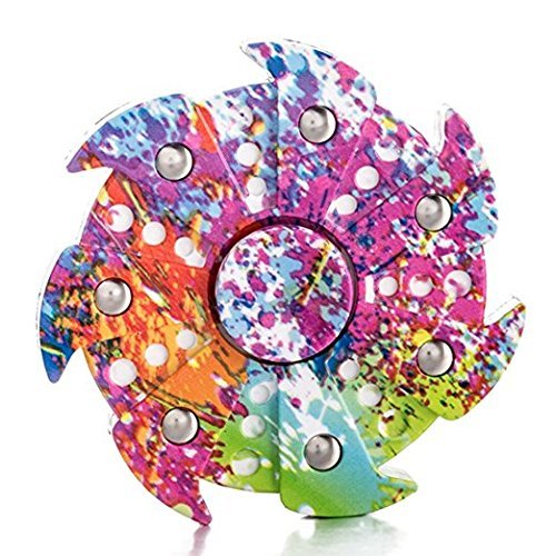 STRESS SPINNER Fidget Finger Dic...