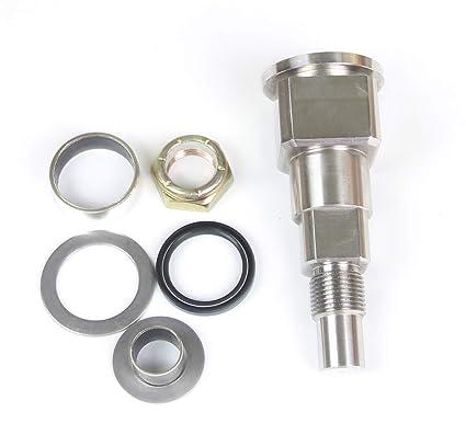 For MerCruiser Gimbal Steering Shaft Pin Seal Bushing Nut KIT 98230A1//866718A01