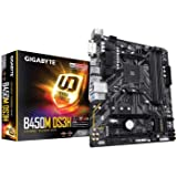 Gigabyte B450M DS3H AM4 mATX Desktop Motherboard