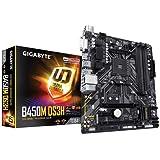 Gigabyte B450 DS3H B450M DS3H