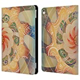 Official Brenda Erickson Solar Plexis Chakras Leather Book Wallet Case Cover For Apple iPad Pro 10.5 (2017)