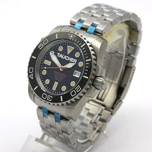 Reloj De Buceo Pro Diver Professional automático Watch bgw9 1000 m especial diseño: Amazon.es: Relojes