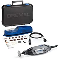 Dremel 3000-1/25 Variable Speed Rotary Tool - 1 attachment and 25 accessories
