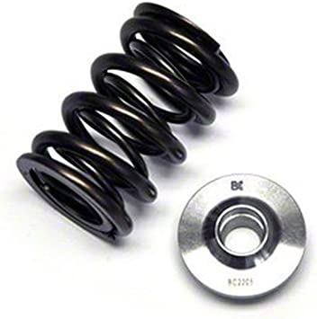 Brian Crower BC0010S Retainer Kit Honda Acura B18C//B16A//B17A Dual Spring//Steel Alloy