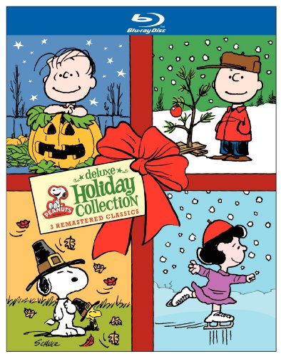 Peanuts Holiday Collection (It's the Great Pumpkin, Charlie Brown / A Charlie Brown Thanksgiving / A Charlie Brown Christmas) -