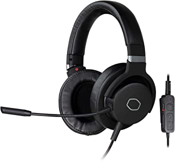 Cooler Master MH-752 On-Ear 3.5mm Wired Headphones