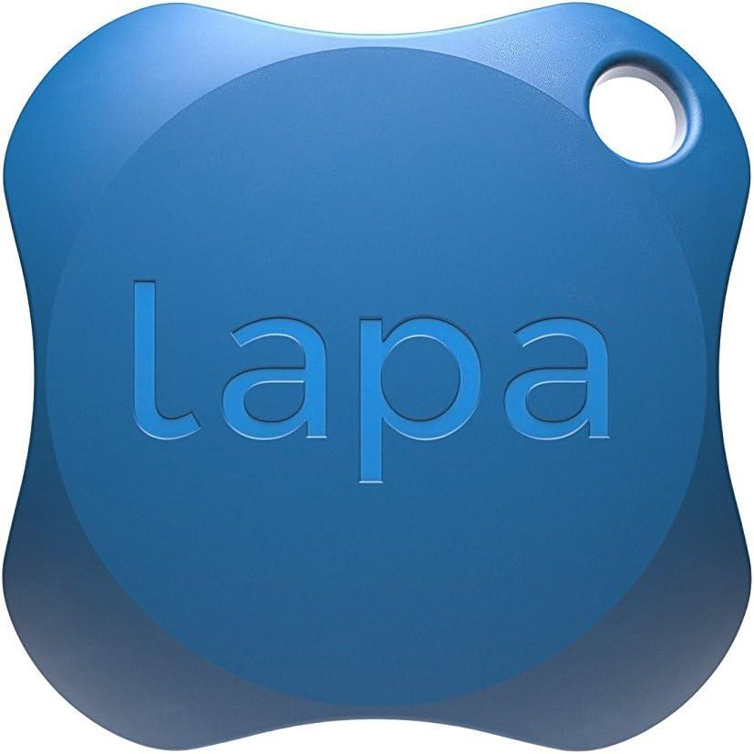 6 pezzi Lapa 2 Localizzatore Bluetooth 2 bianco, 2 blu, 2 nero