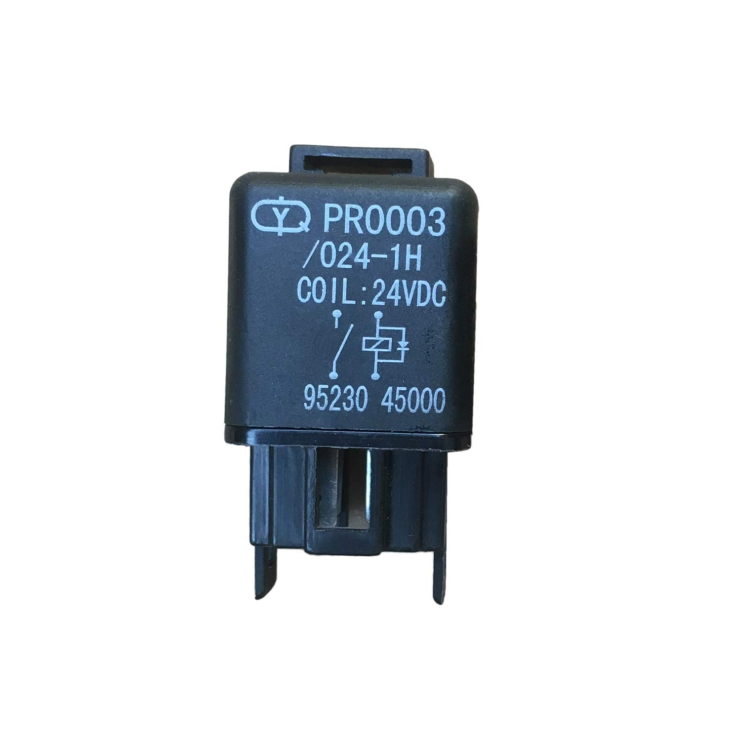 YIHE DC24V 4 Pins Power Relay 95230-45000 for JAC Truck Parts