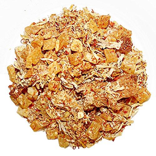Capital Teas Island Mango Tea, 16 Ounce