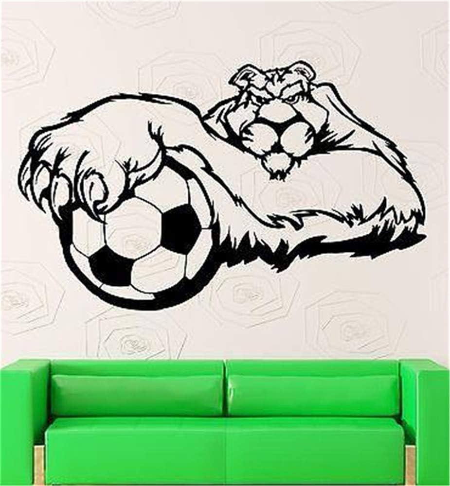 pegatinas de pared harry potter Balón de fútbol deportivo tigre ...