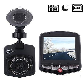 Full HD 1080p LCD de 2,4 Dashcam coche DVR cámara, Novatek nt96220,