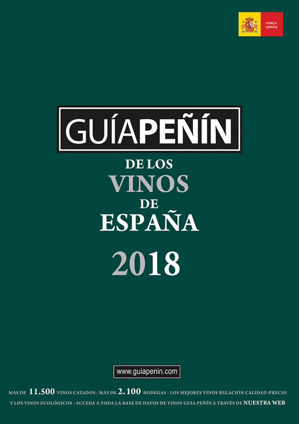 Guía Peñin de los Vinos de España 2018 Guia Penin De Los Vinos De ...