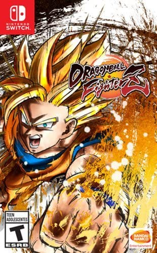 Amazon.com: DRAGON BALL FighterZ - Nintendo Switch: Bandai ...