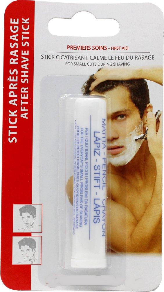 Stick Aftershave Vara anti-sangrado, curación cicatrisante después del afeitado Stick 7,5 Gr Generique