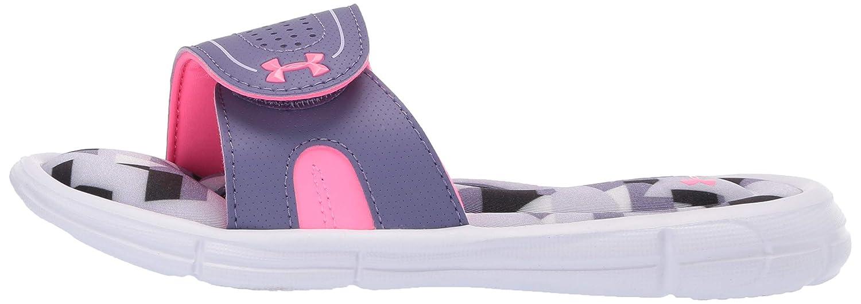 Under Armour Kids Girls Jagger VIII Slide Sandal
