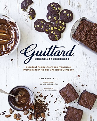 Dark Green Chip - Guittard Chocolate Cookbook: Decadent Recipes from San Francisco's Premium Bean-to-Bar Chocolate Company