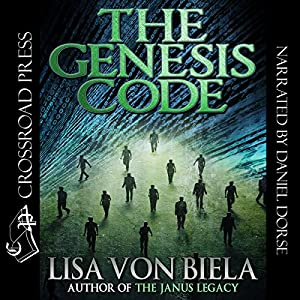 The Genesis Code Audiobook