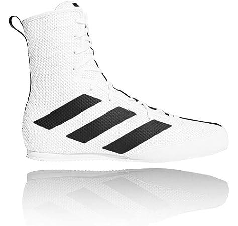 adidas box hog plus white