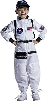Dress Up America Atractivo Traje Espacial de Astronauta Blanco ...