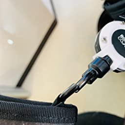 Amazon Root Co マグネット内蔵カラビナリール Gravity Mag Reel 360 ホワイト マット 家電 カメラ オンライン通販