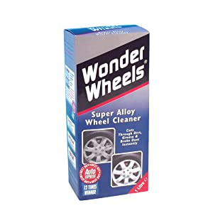 Wonder Wheels Cleaning Kit, 1L