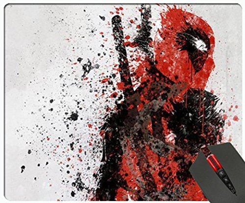 Deadpool Custom Design Cool Gaming Mousepd Mouse Pad Mat