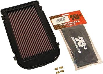 K/&N FILTER YA-6601 Yamaha High Performance Replacement Air Filter