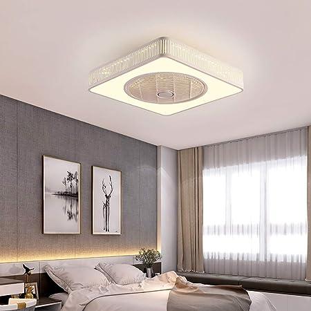 Luz de ventilador de techo habitación de hierro forjado luz de ...