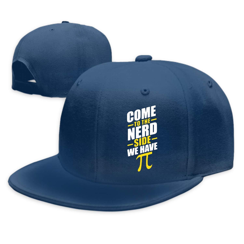 Denim Fabric Adjustable Come Nerd We Have Vintage Baseball Cap