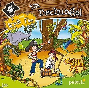 Ronja und Finn im Dschungel (Ronja und Finn) Hörspiel