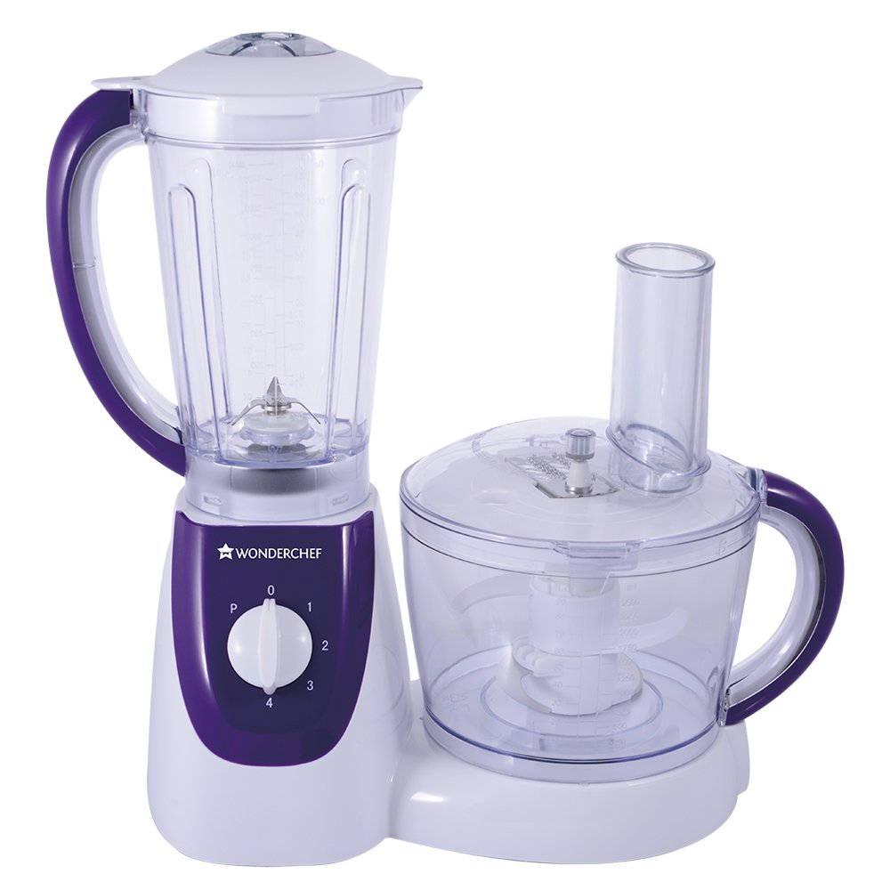 Wonderchef 63152268 1000W Food Processor..