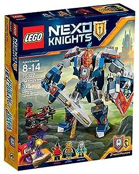 Combate Nexo Del De Juegos Knights Construcciónmulti Lego Rey Robot byYfgv76