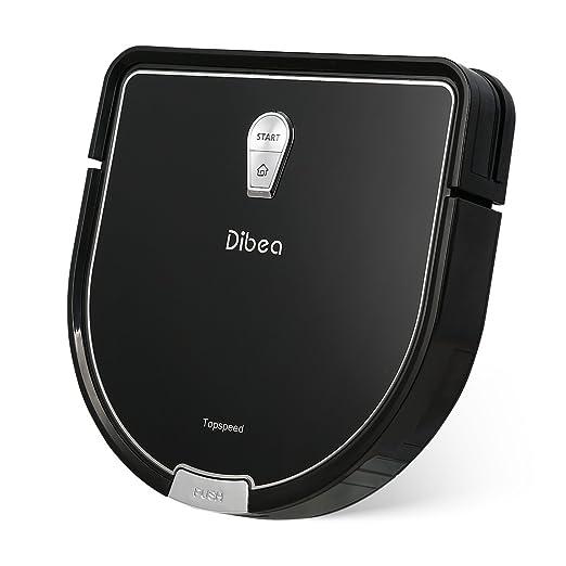 Dibea Robot Aspirador y fregado Limpieza Friegasuelos,Batería ...