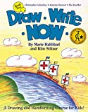 A drawing and handwriting course for kids that is challenging, motivating, and fun! This book contains a collection of beginning drawing lessons and text for practicing handwriting based on the philosophy of author Marie Hablitzel. An element...