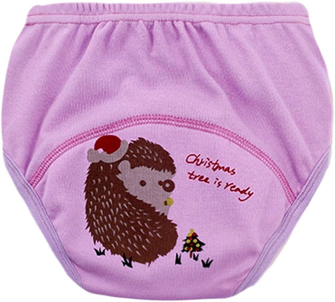 DEMU 3er Pack Wasserdicht Baby Lernwindel Trainerhosen Unterw/äsche Windeln Windelhose