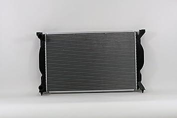 Radiador Asamblea – Pacífico mejor Inc para/fit 2557 02 – 05 Audi A4/